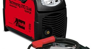Telwin TE-816052 Schweißgerät Inverter A Draht MIG MAG Technomig 210Dual Synergic
