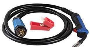 Forever Speed Schutzgas Schlauchpaket MAG/MIG Welding Torch Schweißbrenner MB15 3m